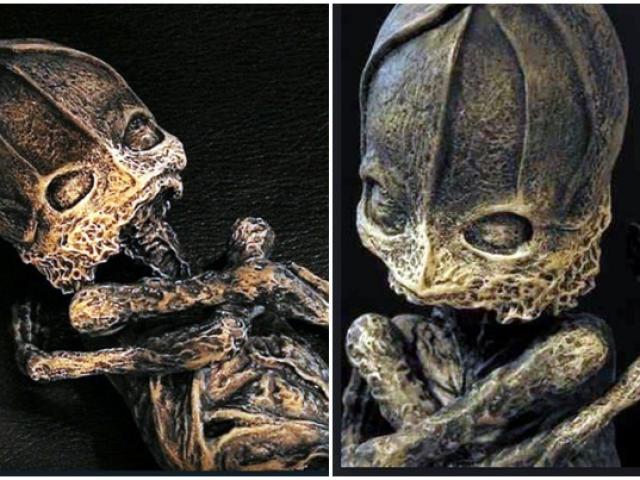 Sự thật về em bé ngoài hành tinh mang lời nguyền chết chóc được hé lộ sau 23 năm