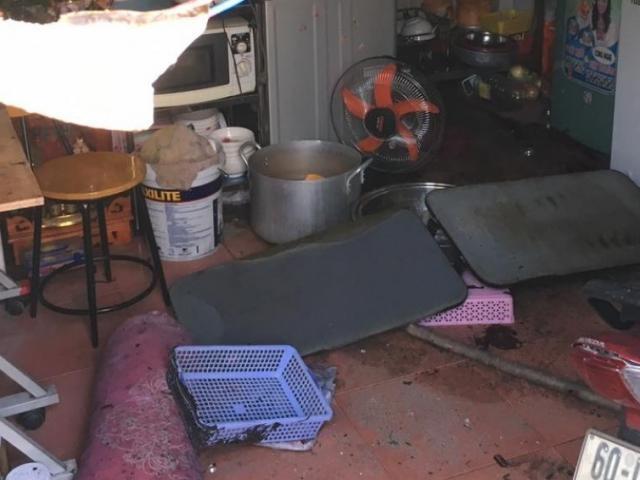 Nguyên nhân bất ngờ vụ cháy khiến chồng và con gái tử vong, vợ bỏng nặng trong phòng trọ
