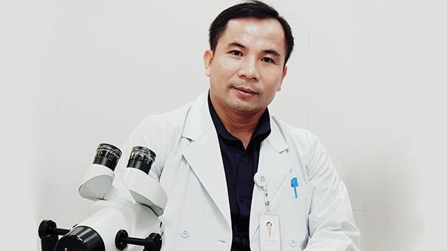 Bác sĩ CKII Hồ Cao Cường