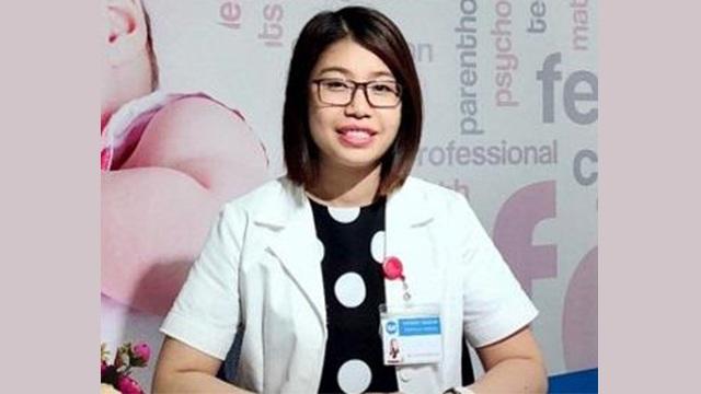 Bác sĩLuyện Thị Ngọc Dung