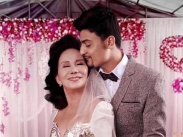 Bất ngờ xuất hiện ảnh cô dâu 65 làm đám cưới bí mật bên chồng Tây: Thực hư thế nào?
