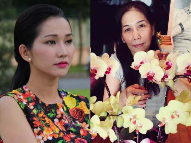 Kim Hiền đau đớn khi không thể về Việt Nam chịu tang mẹ mới qua đời