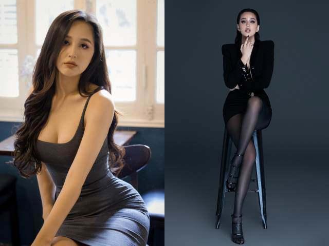 Mai Phương Thuý đính chính chiều cao, không còn là Hoa hậu Việt Nam cao nhất trong lịch sử