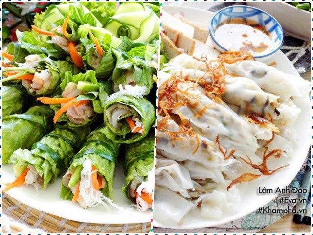 Gợi ý 5 món ngon, mát ăn thay cơm cho cuối tuần nắng nóng đỉnh điểm