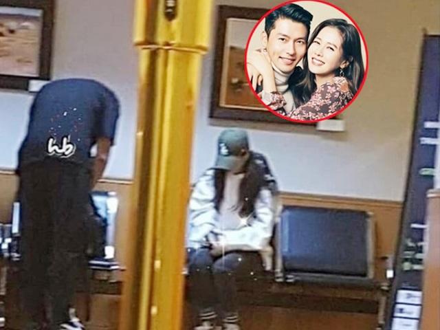 Gặp Son Ye Jin và Hyun Bin trong phòng chờ máy bay, fan như ngồi trên đống lửa ngóng tin