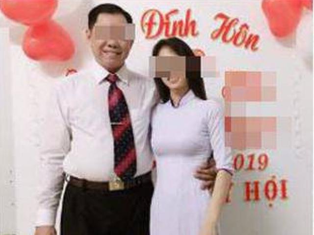 Thông tin mới vụ thầy giáo 53 tuổi đính hôn với học trò kém 21 tuổi