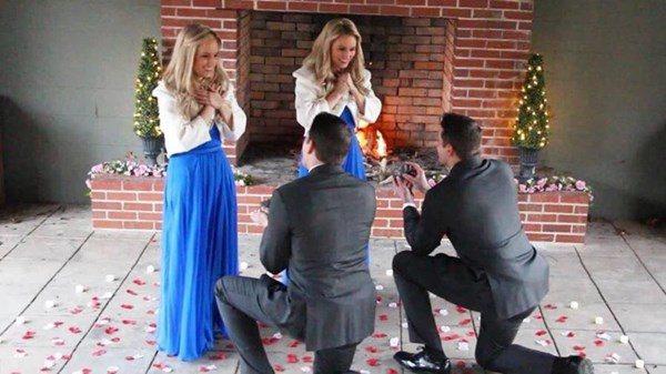 Những cặp song sinh cưới anh em song sinh, thường xuyên nhận nhầm vợ, bố mẹ phải kiểm tra