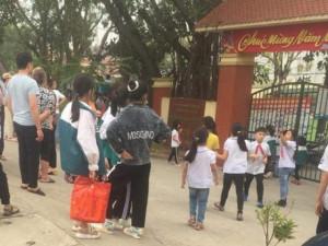 Hà Nội: Nam sinh lớp 9 dùng dao đâmtử vong học sinh lớp 8 tại trường học