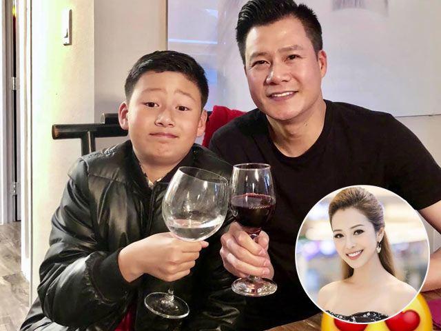 Quang Dũng đăng ảnh cùng con trai Bảo Nam thể hiện nỗi nhớ, Jennifer Phạm lần đầu vào bình luận