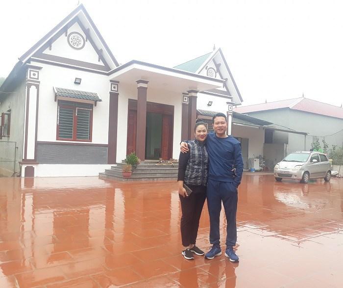 8X Thai Nguyen bought a car and built a billion-dollar house by raising it
