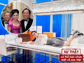 """Danh tính không ngờ của người """"mai mối"""" cho em gái Cẩm Ly lấy chồng tỷ phú Mỹ giàu có"""