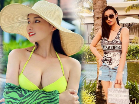 Lã Thanh Huyền nhập hội đường đua diện quần bung cúc gợi cảm nhưng sao cứ thấy sai sai