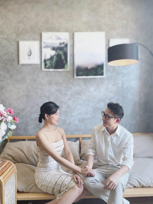 Mê mẩn trước nhan sắc và vóc dáng gợi cảm của vợ sắp cưới Phan Mạnh Quỳnh - 1