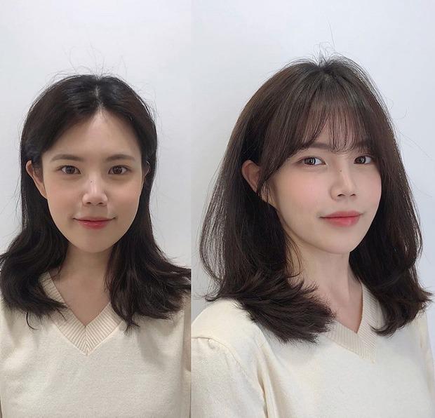 Midu nhập hội cắt tóc layer chuẩn xu hướng: Nhan sắc nữ thần nhận cái kết bất ngờ - 12