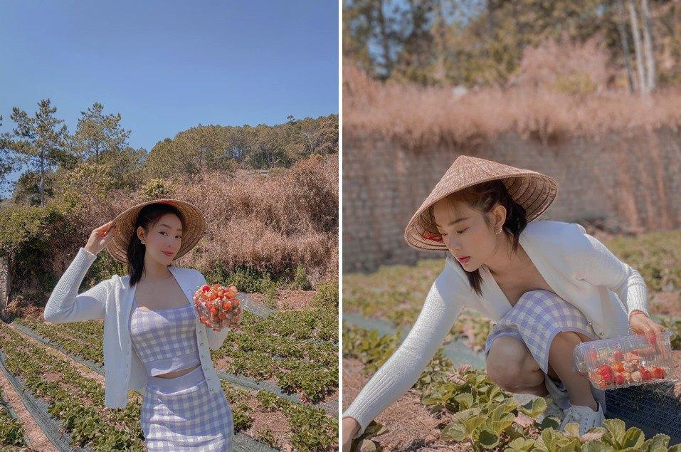 Đụng hàng Minh Hằng, top 100 gương mặt đẹp nhất thế giới gợi cảm không kém - 3