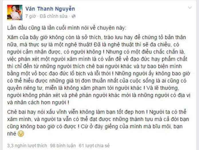 My Sói Thu Quỳnh vén áo khoe hình xăm vẫn chưa khủng bằng Vân Hugo và Trà My Idol
