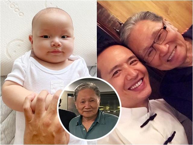 Sao Việt 24h: Kim Lý tiết lộ Leon cười giống ông nội, cận cảnh diện mạo bố nam diễn viên