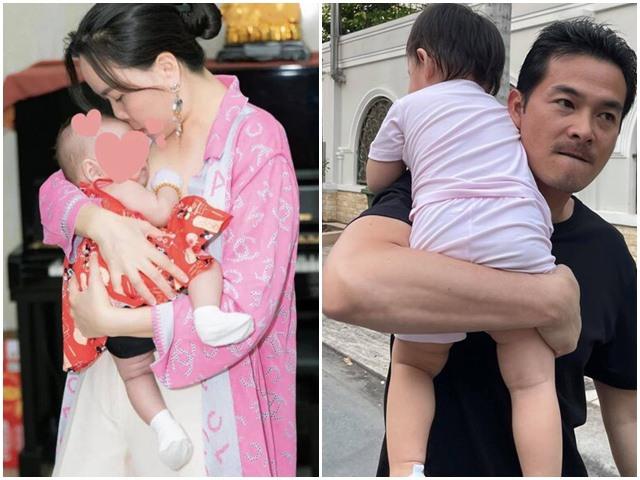 Con gái Phượng Chanel và Quách Ngọc Ngoan bụ bẫm, lần đầu được mẹ khoe hình