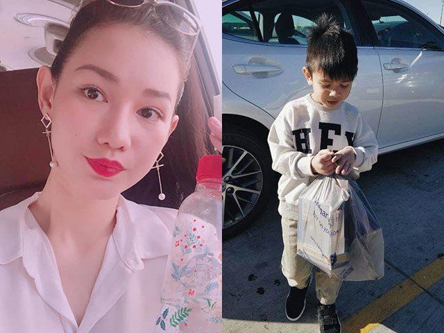 Ly hôn con trai đại gia thủy sản, MC Quỳnh Chi 6 năm gặp con qua điện thoại