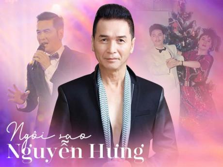 """Chuyện tình sao hải ngoại Nguyễn Hưng: Vợ vũ công giải nghệ vì chồng, """"quân sư"""" thầm lặng 40 năm"""