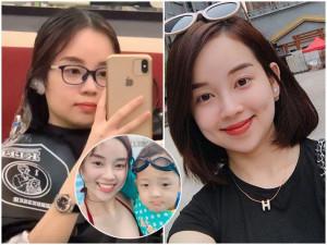 Đi làm tóc, bà chủ 31 tuổi có con trai lớn Ly Kute làm nhân viên tưởng là sinh viên