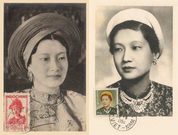 Mê mẩn loạt ảnh phục chế của những mỹ nhân Việt xưa sở hữu vẻ đẹp chuẩn mực - 8