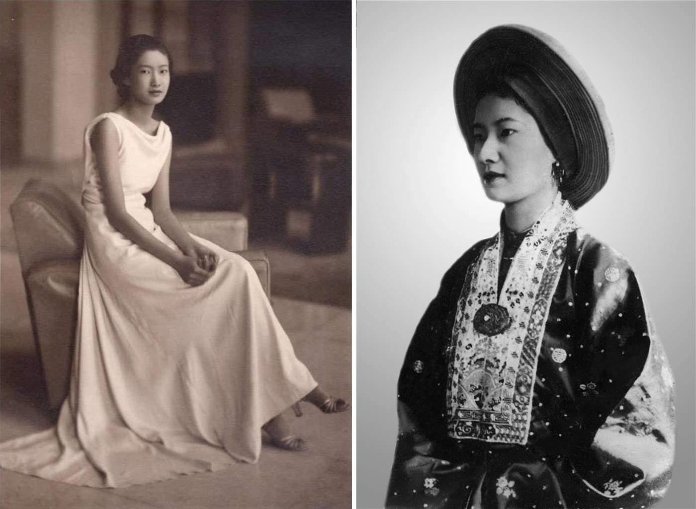Mê mẩn loạt ảnh phục chế của những mỹ nhân Việt xưa sở hữu vẻ đẹp chuẩn mực - 9
