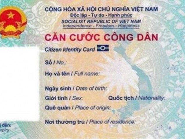 Thẻ CCCD gắn chíp có thay thế được bằng lái xe, bảo hiểm y tế không?