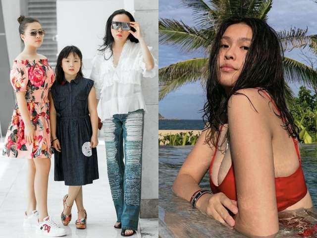 Con gái lớn của Phượng Chanel: Sống trong nhung lụa, 18 tuổi được mẹ khoe ảnh bikini nóng bỏng