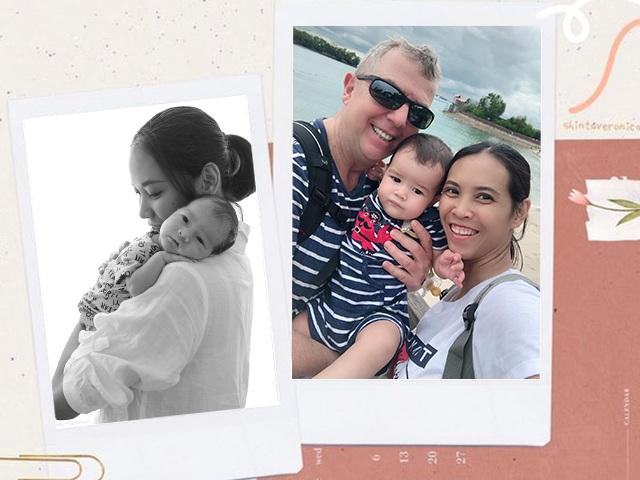 Ly hôn vì khó có con, mẹ Việt kết duyên với bác sĩ Tây, đẻ con lai 4 dòng máu