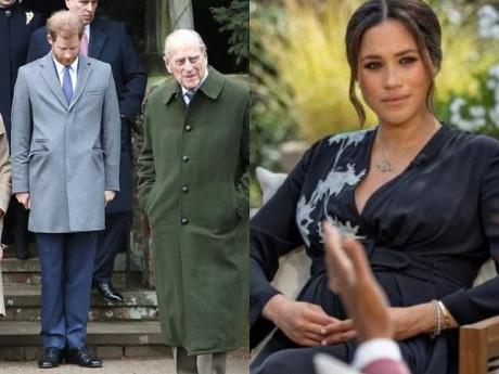 Chẳng phải vì mang thai, Meghan có lý do khác không tham dự đám tang của Hoàng thân Philip