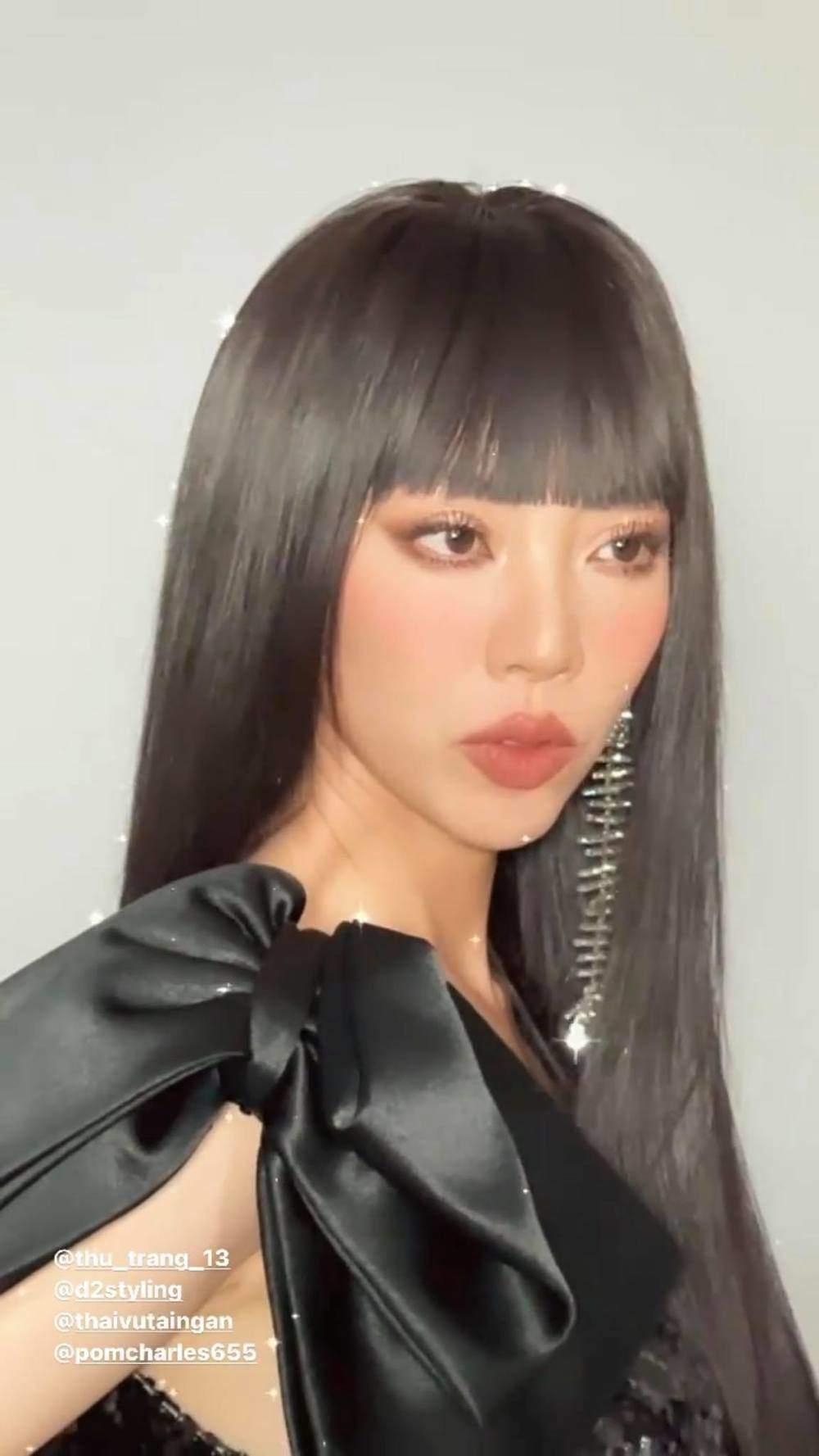 Thu Trang lại biến hình với diện mạo mới, fans lo ngại Tiến Luật không nhận ra nổi