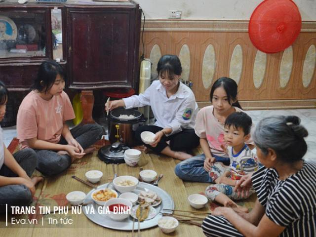 Vợ chồng chủ nhà trọ có 1-0-2: Nấu từng bữa ăn cho học sinh, cho ở không lấy một đồng