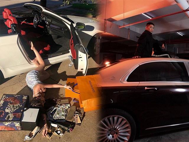 Loạt rich-kid 2k giàu hết phần thiên hạ:Người vung tiền gây choáng, người tự kiếm tiền khủng vẫn giản dị