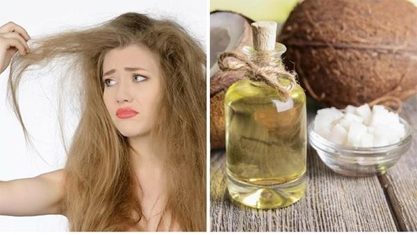 Cách dùng dầu dừa dưỡng tóc mềm mượt óng ả đúng cách tại nhà - 4