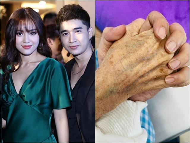 Sao Việt 24h: Mẹ ruột Chi Dân nguy kịch, Lan Ngọc có động thái gây chú ý