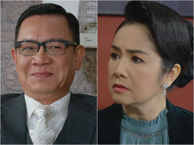 Hướng Dương Ngược Nắng: Chuyện tình Cúc - Quân tan nát, vợ ngoài đời của NSƯT Phạm Cường nói gì?