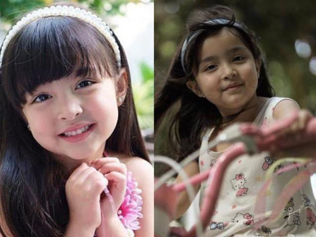 Nhận không ra con gái mỹ nhân đẹp nhất Philippines trong ảnh mới