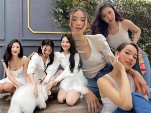 Amee, em gái Chi Pu chơi chung hội mỹ nữ triệu đô mới của Vbiz