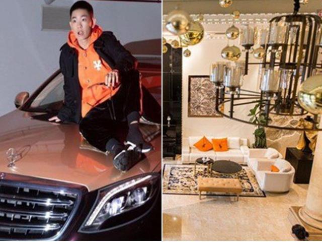Gia thế không phải dạng vừa của richkid Việt Nam sở hữu Maybach 11 tỷ đồng khi mới 17 tuổi