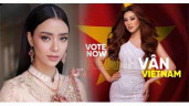 """Nguy cơ Khánh Vân bị đại diện Thái Lan """"áp đảo"""" tại Miss Universe 2020 với núi đồ hiệu khủng"""