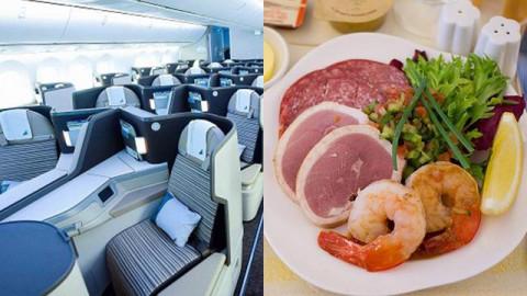 Tin tức - Có gì trong khoang cao cấp nhất, giá gấp 4 lần hạng thường của các hãng hàng không tại VN?