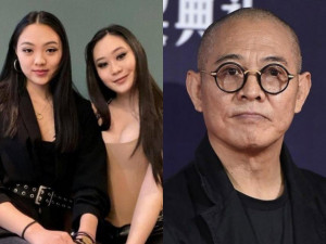 Hai con gái cưng của Lý Liên Kiệt: Cô chị ngày càng chất nhưng nhìn cô em mới sốc