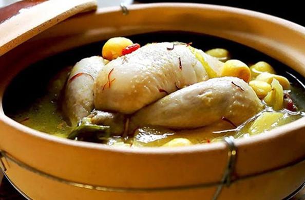3 cách làm gà hầm hạt sen ngon bổ dưỡng tốt cho sức khỏe - 4