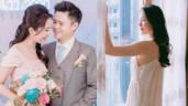 Sau 3 tháng làm dâu nhà hào môn, vợ Phan Thành thèm chua, diện đồ rộng che eo