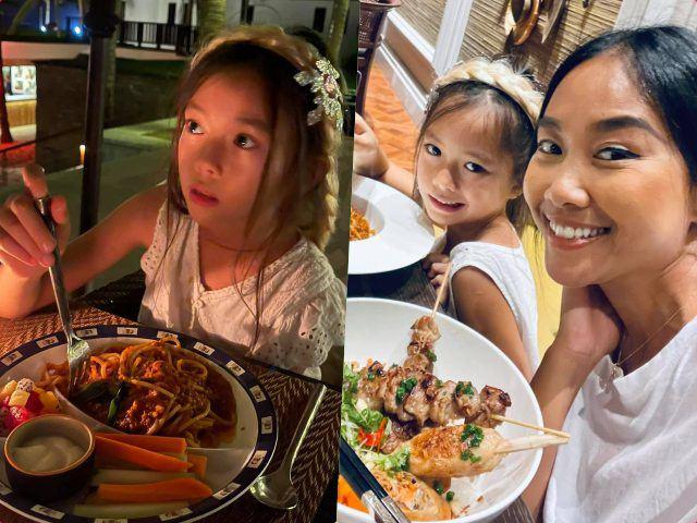 Từ một đĩa mỳ, Đoan Trang dạy con về tiền bạc nhưng lí lẽ của Sol làm mẹ nín lặng