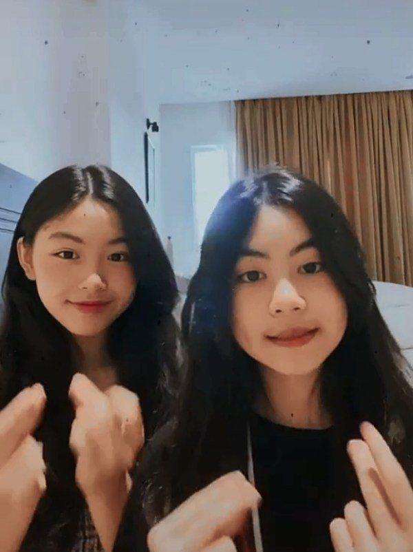 Con gái Quyền Linh không chỉ đẹp mà còn là thợ cắt tóc đỉnh cao cho em gái