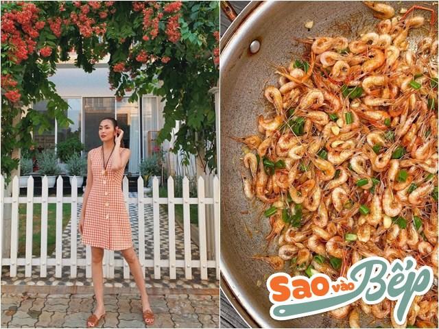 Sao vào bếp: Món chân quê này chính là khoái khẩu khiến Tăng Thanh Hà nghiện nhất!