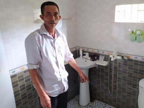 Vụ cháu bé bị sát hại ở Nam Định: Bố bật khóc kể về bữa cơm cuối ăn cùng con
