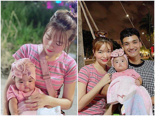 Bố đóng hài nhưng con gái Mạc Văn Khoa có nết cáu và khuôn mặt ít cười vì giống mẹ